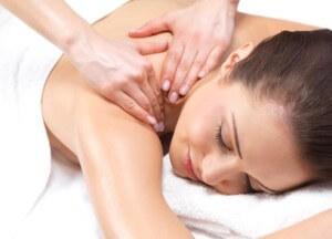 massaggio antistress collo