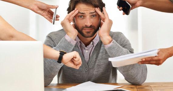stress e dolori
